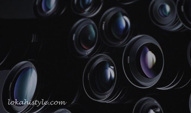 カメラのパンフレット2