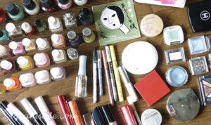 化粧品の断捨離